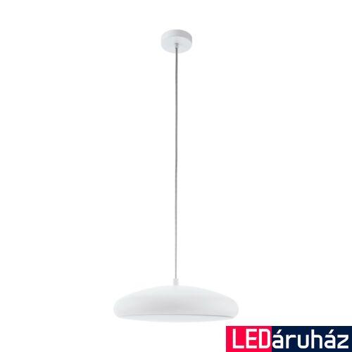 EGLO 98046 RIODEVA-C függeszték, fehér, 27W, 3400 lm, 2700K-6500K szabályozható, fényerő szabályozható, beépített LED, IP20