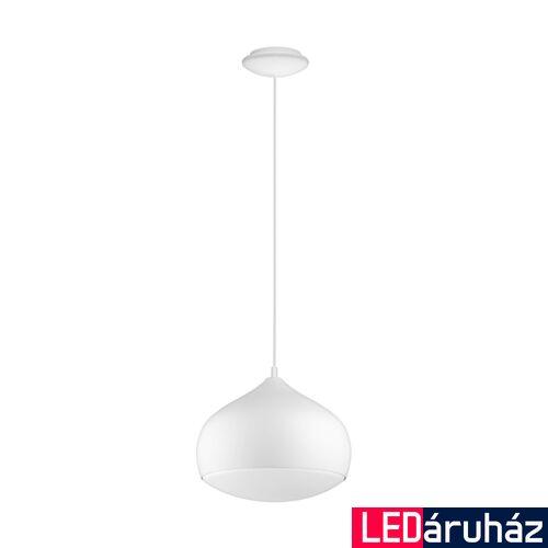 EGLO 98047 COMBA-C függeszték, fehér, 18W, 2300 lm, 2700K-6500K szabályozható, fényerő szabályozható, beépített LED, IP20