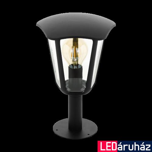 EGLO 98122 MONREALE kültéri állólámpa, fekete + ajándék LED fényforrás