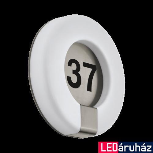 EGLO 98145 MARCHESA-C kültéri fali lámpa, rozsdamentes acél (inox), 15W, 1650 lm, 2700K-6500K szabályozható, fényerő szabályozható, beépített LED, IP44