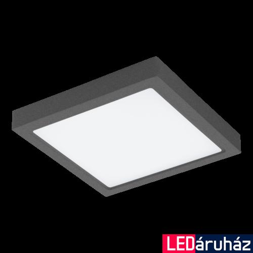 EGLO 98174 ARGOLIS-C kültéri fali lámpa, antracit, 22W, 2600 lm, 2700K-6500K szabályozható, beépített LED, IP44