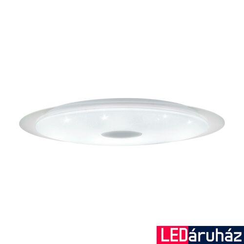 EGLO 98223 MORATICA-A mennyezeti lámpa, króm, 5900 lm, 2700K-6500K szabályozható, beépített LED, 60W, IP20