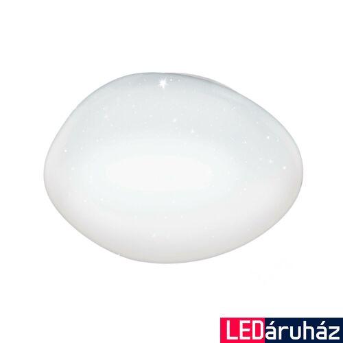 EGLO 98227 SILERAS-A mennyezeti lámpa, fehér, 2400 lm, 2700K-6500K szabályozható, beépített LED, 19W, IP20
