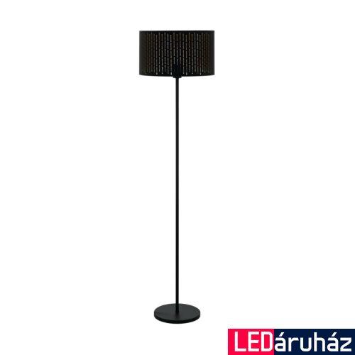 EGLO 98315 VARILLAS asztali lámpa, kapcsolóval, fekete, E27 foglalattal, max. 1x40W, IP20 + ajándék LED fényforrás