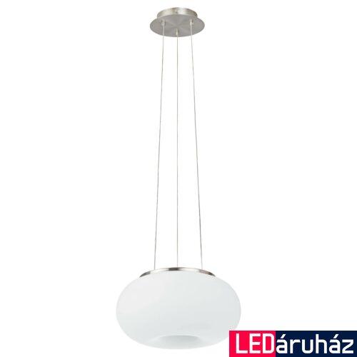 EGLO 98371 OPTICA-C függeszték, fehér, 22W, 2900 lm, 2700K-6500K szabályozható, fényerő szabályozható, beépített LED, IP20