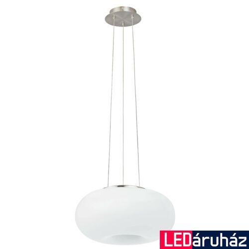 EGLO 98372 OPTICA-C függeszték, fehér, 24,8W, 3450 lm, 2700K-6500K szabályozható, fényerő szabályozható, beépített LED, IP20