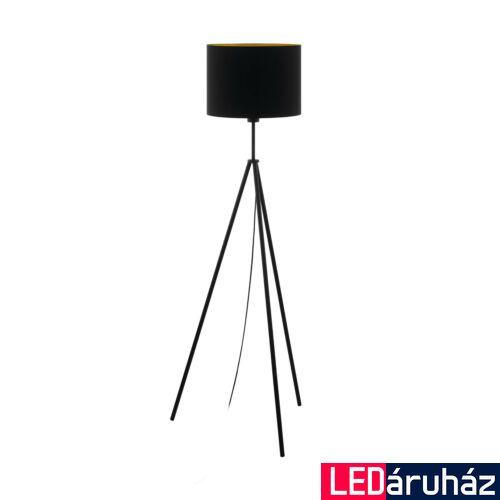 EGLO 98391 SCIGLIATI állólámpa, kapcsolóval, fekete, E27 foglalattal, max. 1x60W, IP20