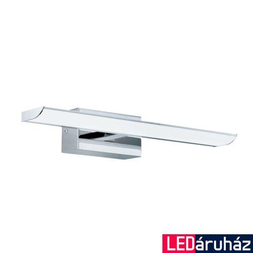 EGLO 98451 TABIANO-C fürdőszobai tükörmegvilágító, króm, 15,6W, 2000 lm, 2700K-6500K szabályozható, fényerő szabályozható, beépített LED, IP44