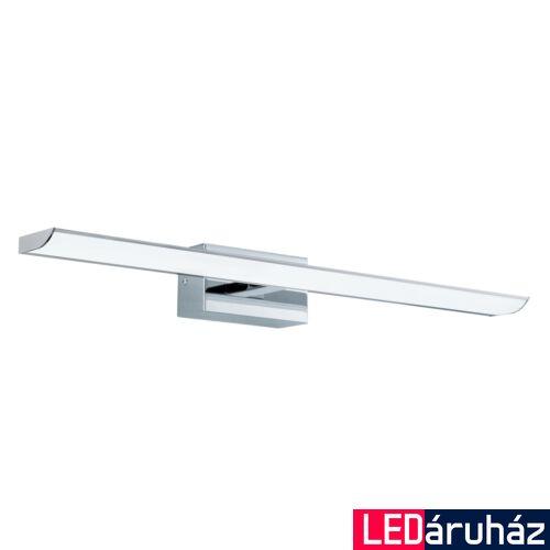 EGLO 98452 TABIANO-C fürdőszobai tükörmegvilágító, króm, 21W, 2800 lm, 2700K-6500K szabályozható, fényerő szabályozható, beépített LED, IP44