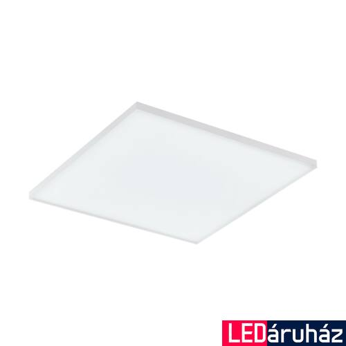 EGLO 98563 TURCONA-C LED panel, keret nélküli kivitel, távirányítóval, fehér, 20W, 2950 lm, 2700K-6500K szabályozható, fényerő szabályozható, beépített LED, IP20, 450x450 mm
