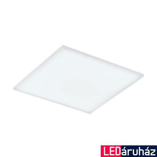 EGLO 98564 TURCONA-C LED panel, keret nélküli kivitel, távirányítóval, fehér, 30W, 4300 lm, 2700K-6500K szabályozható, fényerő szabályozható, beépített LED, IP20, 595x595 mm