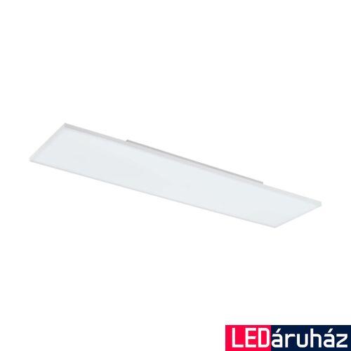 EGLO 98565 TURCONA-C LED panel, keret nélküli kivitel, távirányítóval, fehér, 33W, 3300 lm, 2700K-6500K szabályozható, fényerő szabályozható, beépített LED, IP20, 295x1200 mm