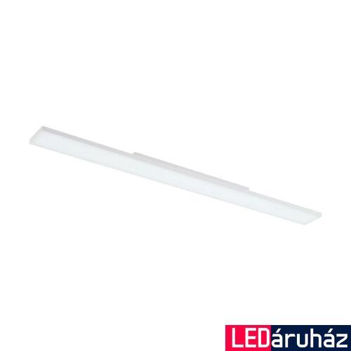 EGLO 98575 TURCONA-C LED panel, keret nélküli kivitel, távirányítóval, fehér, 33W, 3300 lm, 2700K-6500K szabályozható, fényerő szabályozható, beépített LED, IP20, 100x1200 mm