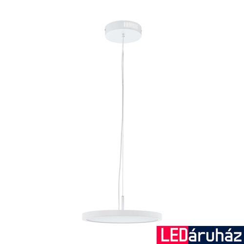 EGLO 98605 CERIGNOLA-C függeszték, fehér, 21W, 2950 lm, 2700K-6500K szabályozható, fényerő szabályozható, beépített LED, IP20