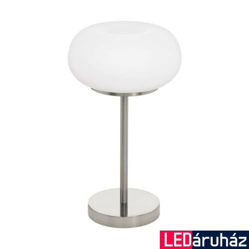 EGLO 98658 OPTICA-C asztali lámpa, fehér, 16W, 2200 lm, 2700K-6500K szabályozható, fényerő szabályozható, beépített LED, IP20