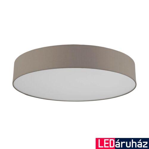 EGLO 98667 ROMAO-C mennyezeti lámpa, távirányítóval, szürke, 42W, 4200 lm, 2700K-6500K szabályozható, fényerő szabályozható, beépített LED, IP20