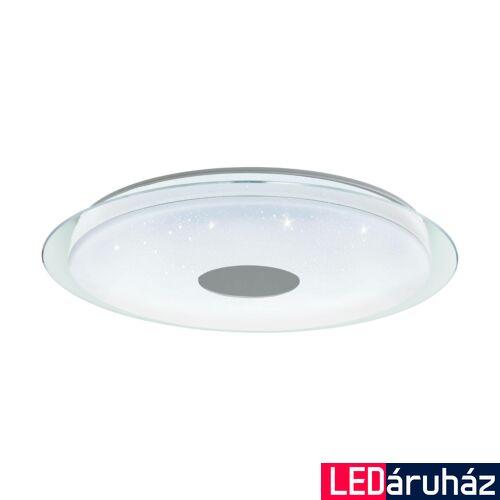 EGLO 98769 LANCIANO-C mennyezeti lámpa, távirányítóval, fehér, 53W, 7000 lm, 2700K-6500K szabályozható, fényerő szabályozható, beépített LED, IP20