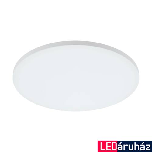 EGLO 99119 TURCONA-C mennyezeti lámpa, keret nélküli kivitel, távirányítóval, fehér, 20W, 3050 lm, 2700K-6500K szabályozható, fényerő szabályozható, beépített LED, IP20