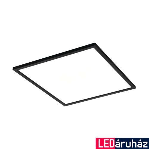 EGLO 99417 SALOBRENA-C LED panel, távirányítóval, fekete, 34W, 4300 lm, 2700K-6500K szabályozható, fényerő szabályozható, beépített LED, IP20, 595x595 mm