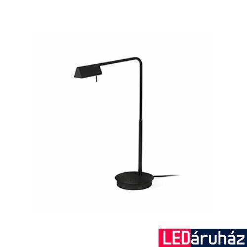 FARO ACADEMY asztali lámpa, fekete, 3000K melegfehér, beépített LED, 4W, IP20, 28207