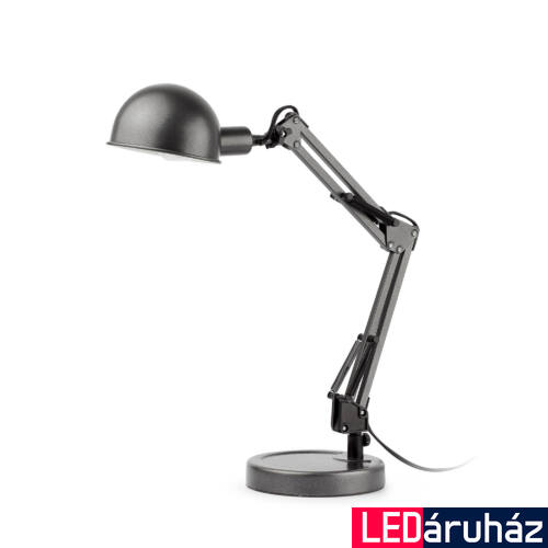FARO BAOBAB asztali lámpa, szürke, E14 foglalattal, IP20, 51910