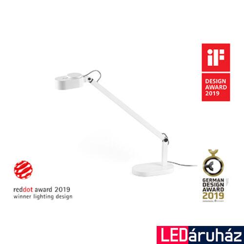 FARO INVITING asztali lámpa, fehér, 2700K-4800K szabályozható, beépített LED, 6W, IP20, 57306