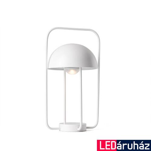 FARO JELLYFISH asztali lámpa, fehér, 2700K melegfehér, fényforrással, 3W, IP20, 24524