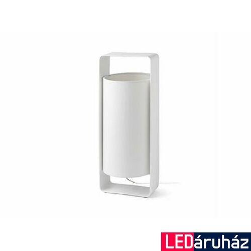 FARO LULA-G asztali lámpa, fehér, E27 foglalattal, IP20, 28383