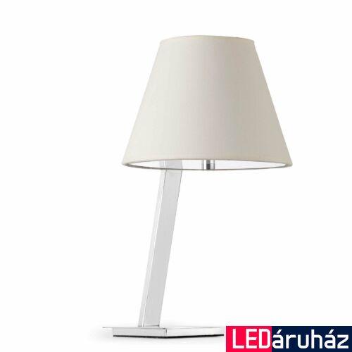FARO MOMA asztali lámpa, fehér, E27 foglalattal, IP20, 68500
