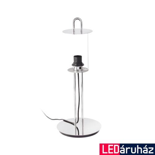 FARO MONTREAL asztali lámpa, bura nélkül, fekete, E27 foglalattal, IP20, 24035