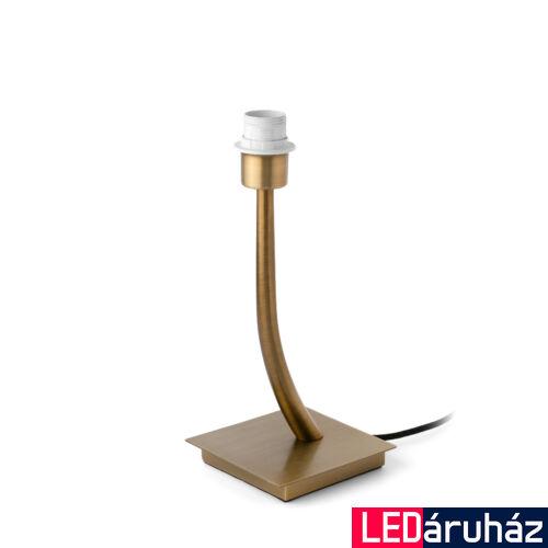 FARO REM asztali lámpa, bura nélkül, arany, E27 foglalattal, IP20, 29685