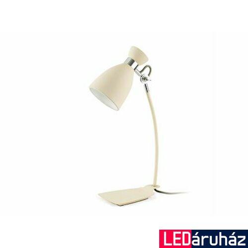 FARO RETRO asztali lámpa, bézs, E14 foglalattal, IP20, 20003