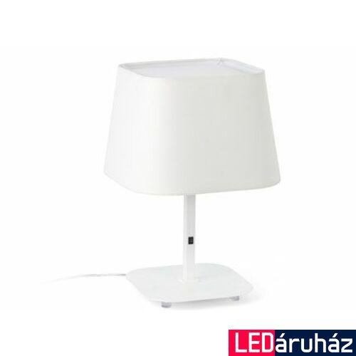 FARO SWEET asztali lámpa, fehér, E27 foglalattal, IP20, 29954