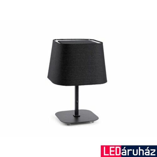 FARO SWEET asztali lámpa, fekete, E27 foglalattal, IP20, 29955