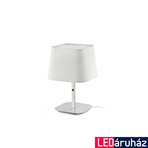 FARO SWEET asztali lámpa, fehér, E27 foglalattal, IP20, 29937