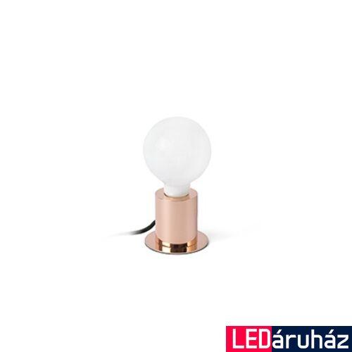 FARO TEN asztali lámpa, réz, E27 foglalattal, IP20, 62156