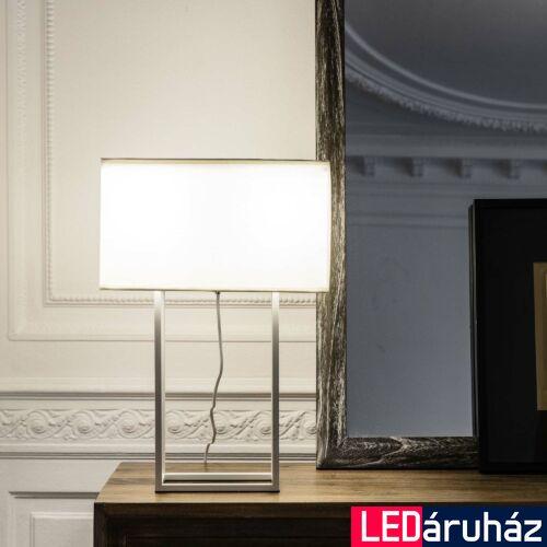 FARO VESPER asztali lámpa, fehér, E27 foglalattal, IP20, 29984