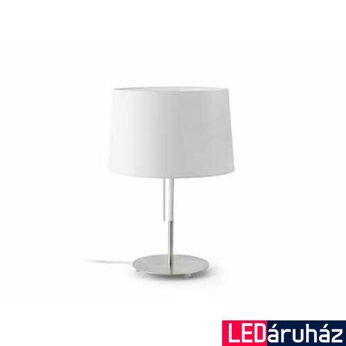 FARO VOLTA asztali lámpa, fehér, E27 foglalattal, IP20, 20025