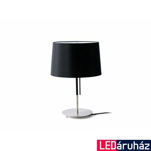 FARO VOLTA asztali lámpa, fekete, E27 foglalattal, IP20, 20026