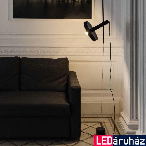 FARO WHIZZ asztali lámpa, fekete, E27 foglalattal, IP20, 20162