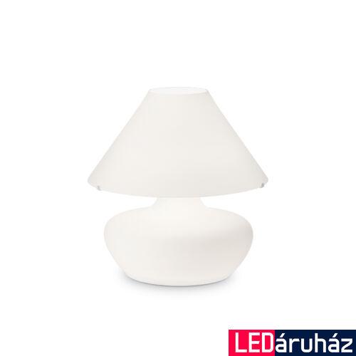 IDEAL LUX ALADINO asztali lámpa 3db G9 foglalattal, max. 3x40W, 35,5 cm átmérő, fehér 137285