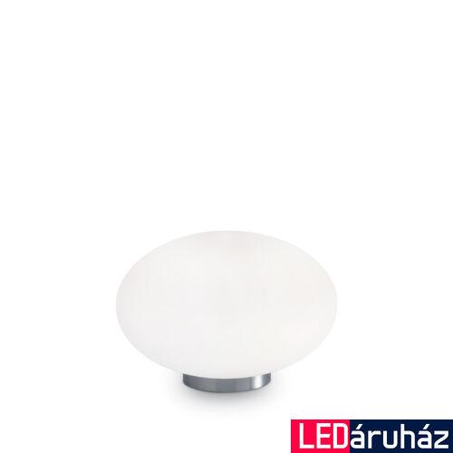 IDEAL LUX CANDY asztali lámpa G9 foglalattal, max. 40W, 25 cm átmérő, fehér 86804