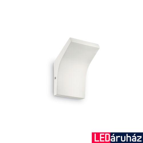 IDEAL LUX COMMODORE fali lámpa GX53 foglalattal, max. 15W, 12x17,5 cm, fehér 125886