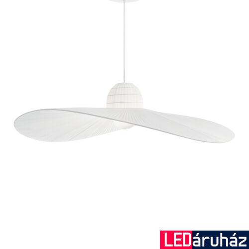 IDEAL LUX MADAME függesztett lámpa E27 foglalattal, max. 60W, 110 cm átmérő, fehér 174396