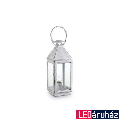 IDEAL LUX MERMAID asztali lámpa E27 foglalattal, max. 60W, 15,5x49 cm, antikolt fehér 166742