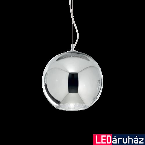 IDEAL LUX NEMO függesztett lámpa E27 foglalattal, max. 60W, 20 cm átmérő, füstüveg 149585
