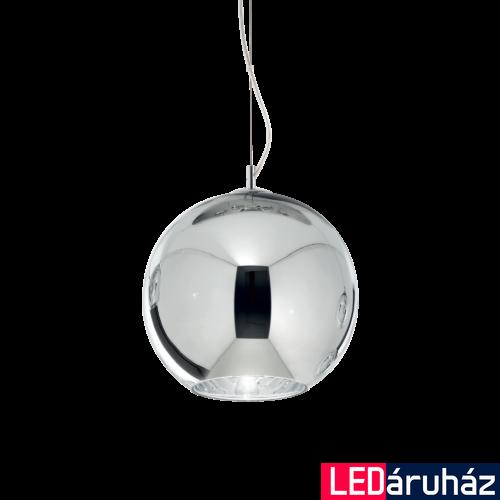 IDEAL LUX NEMO függesztett lámpa E27 foglalattal, max. 60W, 30 cm átmérő, füstüveg 149592