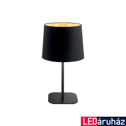 IDEAL LUX NORDIK asztali lámpa E27 foglalattal, max. 60W, 48 cm magas, fekete 161686