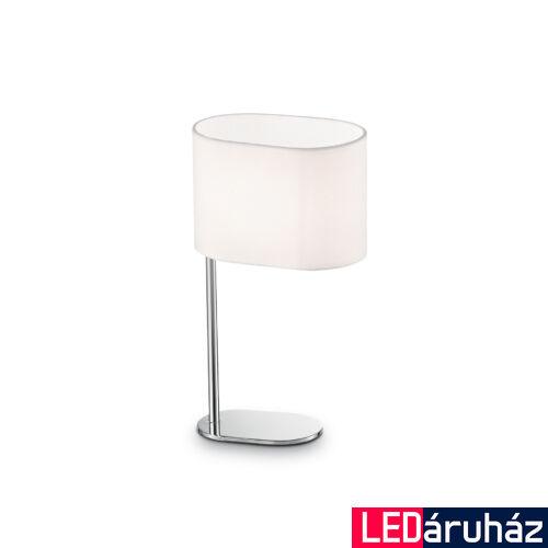 IDEAL LUX SHERATON asztali lámpa G9 foglalattal, max. 40W, 34,5 cm magas, fehér 75013