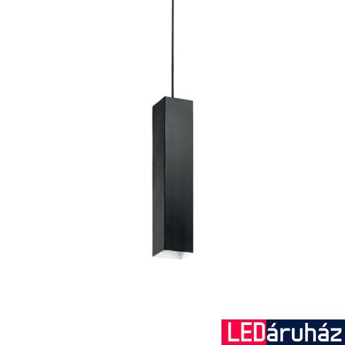 IDEAL LUX SKY függesztett lámpa GU10 foglalattal, max. 28W, 6x45 cm, fekete 126913